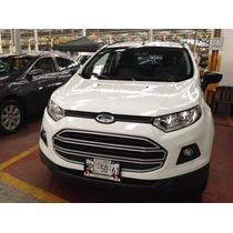 Ford Ecosport Se Std 5 Vel 2013