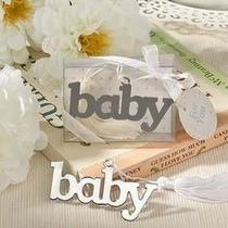Paquete De 40 Separador De Libros Baby Para Baby Shower
