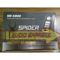 Alarma Spider Sr-3800 Anti-asalto