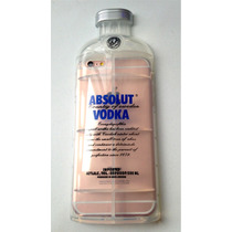Funda Botella Absolut Vodka Para Iphone 6 Plus