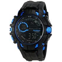 Reloj Armitron® Cronógrafo Digital Tiempo Militar 3 Alarmas