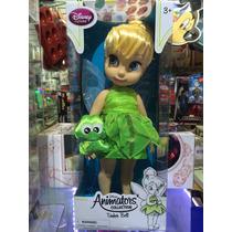 Tinker Bell Animators Collection Disney Store Campanita.