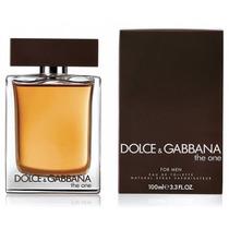 Perfume The One De Dolce And Gabbana 100 Ml Caballero Kuma