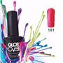 Esmalte Gel Uñas Tipo Gelish Gloss Over Color Pink Passion