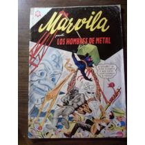 Comics De Marvila, Editorial Novaro