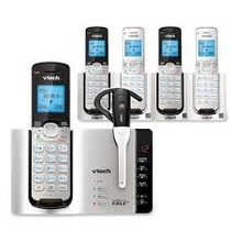 Telefonos Inalambricos Con Headset Vtech Dect 6.0 Bluetooth