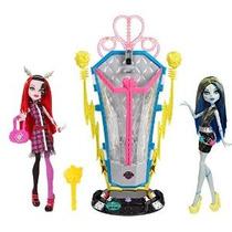 Regalos Maven: Monster High Freaky Fusión Recarga Cámara Fra