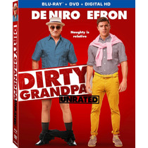 Dirty Grandpa - Mi Abuelo Es Un Peligro - Bluray + Dvd Usa