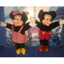 Mickey Mouse Minnie Mouse Peluche Applause 81 Disney