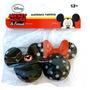 Disney Mickey Y Minnie Mouse P/antena Auto 2 Pack