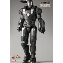 Iron Man 2 Hot Toys War Machine Nuevo En Caja