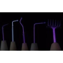 Electrodos De Cristal Para Alta Frecuencia Universales