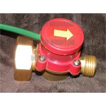 Sensor De Flujo De Agua Bronce 1/2 (recirculadores)