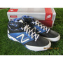 Spike New Balance Mid Metal M4040v2 / Azul 7.5 Mx - 9.5 Us