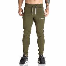 Pantalon Pants Entrenamiento Ejercicio Running Caballero