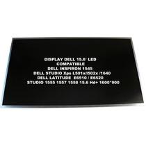 Display Dell Inspiron 1545,dell Latitude E6510,e6520,studio