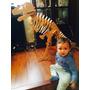 Increíble Rompecabezas Dinosaurio 3d Gigante