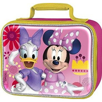Termos Kit Soft Almuerzo Minnie Mouse