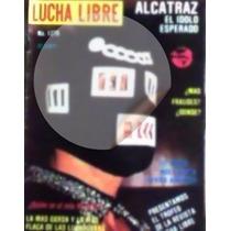 Revista De Lucha Libre,alcatraz,mil Mascaras,h.santo,unica!!