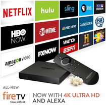 Amazon Fire Tv 4k Ultra Hd Hdmi