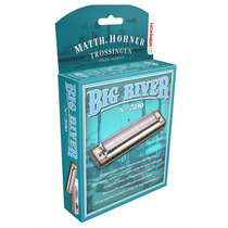 Hohner Big River Harp Ms Armónica
