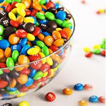 M&m´s Chocolate A Granel Fiesta Mesa Dulce Regalo Repostería