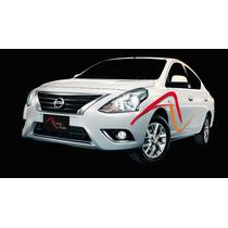 Nissan Versa 2015 Autopartes Refacciones Piezas Y Colision