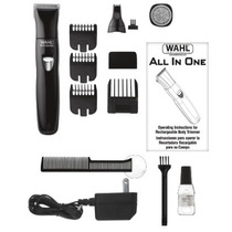 Wahl All In One Terminadora Bigotera Trimmer 14 Pz Recargabl