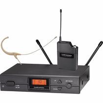Audio Technica Atw-2192a Sistema De Microfono Inalambrico