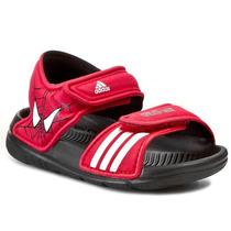 Tenis Sandalias Adidas Spiderman Infantil