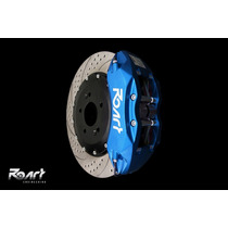 Kit De Frenos Big Brake Kit Bbk 356mm X32mm 4 6 Y 8 Pistones