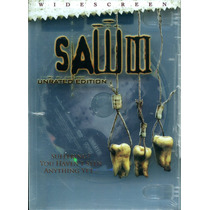 Dvd Juego Del Miedo 3 ( Saw 3 ) 2006 - Darren Lynn Bousman