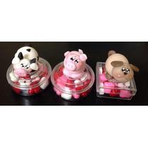 Animalitos De Porcelana Fria En Dulcerito Bebe Jirafa Econom