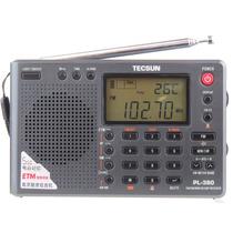 Radio De Onda Corta Tecsun Pl-380 Con Dsp - Blakhelment Nsp