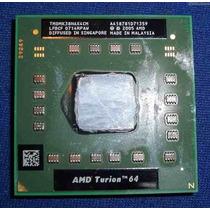 Procesador Laptop Amd Turion 64 Mk-38 2.2 Ghz 512 Kb Cache