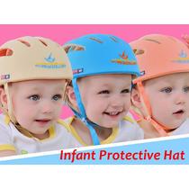 Casco Para Bebe Protector Gateo Niño
