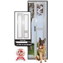 Puerta Modular Aluminio Ideal Pet Extragrande Perro