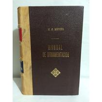 Manual De Ornamentación 1 Vol F. S. Meyer