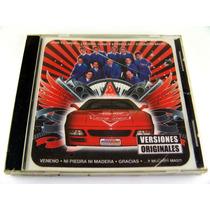 Internacional Carro Show Versiones Originales Cd Nuevo 2010