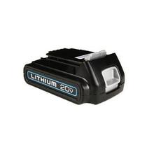 Negro & Decker Lbxr20p Max Litio Ion Platinum Batería De 20