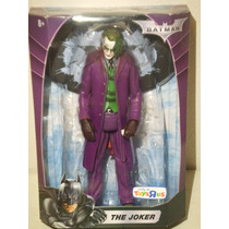 Dc Batman Joker The Dark Knight Figura Guason 12 Pulgadas