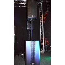 Audio Y Backline Renta De: Sistemas Super Profesionales