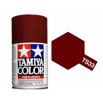 Tamiya 85033 Spray Lacquer Ts-33 Dull Red 3 Oz