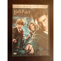 Harry Potter Y La Orden Del Fenix / Dvd Usado