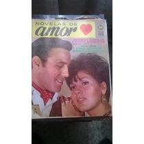 Enrique Aguilar Y Dacia Gonzalez En: Novelas De Amor