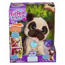 Fur Real Jj Mi Cachorro Saltarin De Hasbro Con Envio Gratis