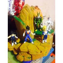 Goku Dragón Ball Z, Set De 5 Figuras