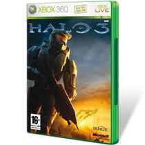 Halo 3 Para Xbox 360 Seminuevo Envío 24 Hrs