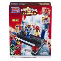 Mega Bloks Power Rangers Samurai Modelo 5824