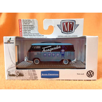 Vw Delivery Van Usa Model 1960 M2 Machines - 01:64